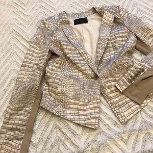 Bcbg max Zaria blazer sports jacket coat top shirt